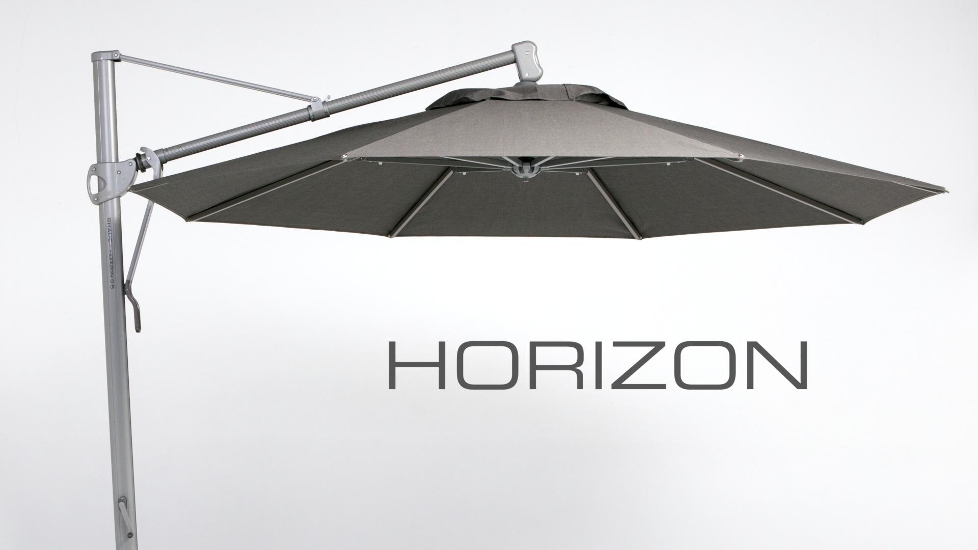 Horizon Cantilever Umbrella