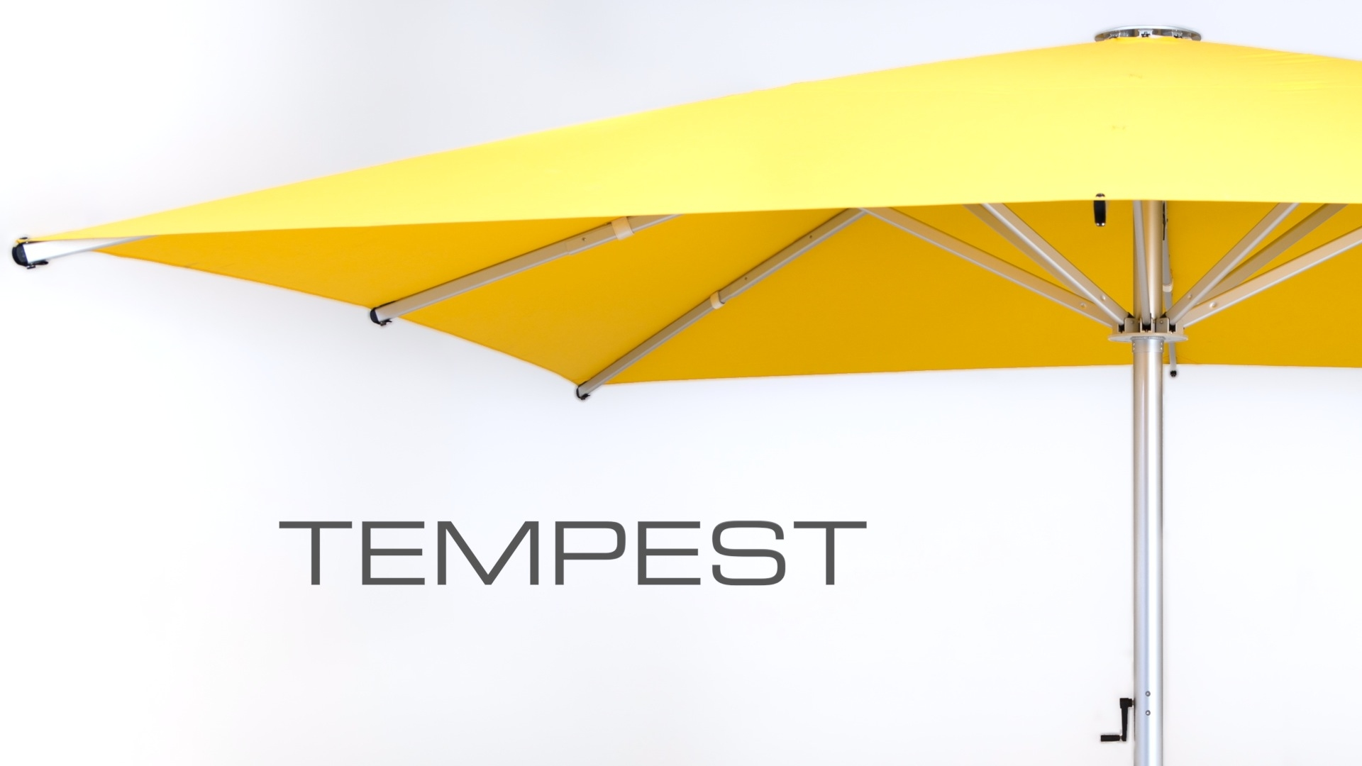 Tempest Commercial Outdoor Umbrella