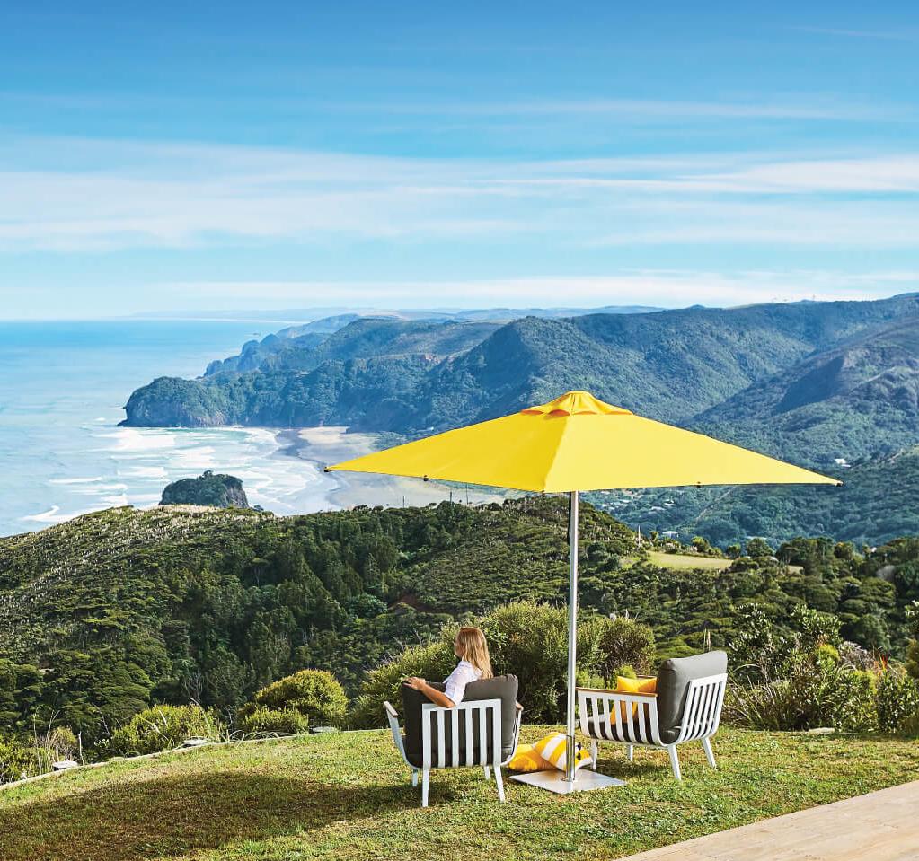 Square Outdoor Umbrellas NZ