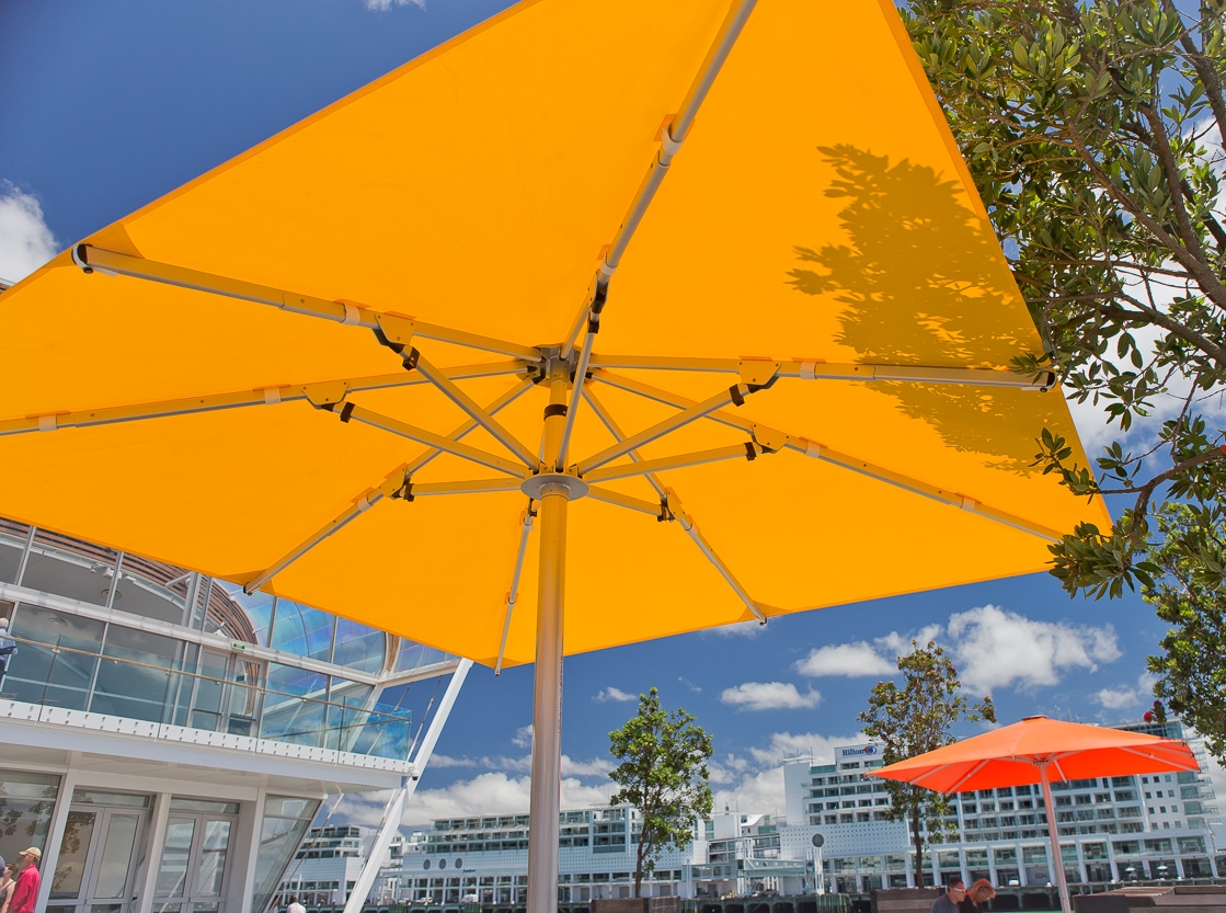 Queens Wharf Tempest Commercial Umbrella
