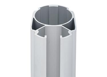 Anodised Aluminium Cantilever Umbrella Mast