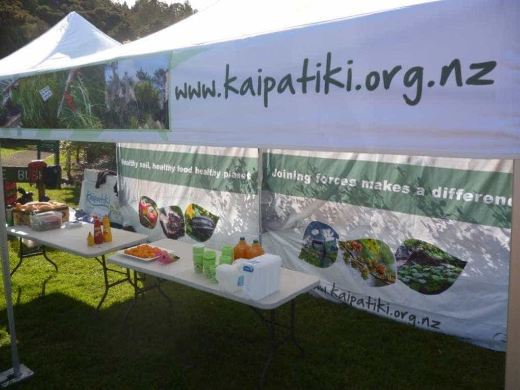Kaipatiki Branded Gazebos