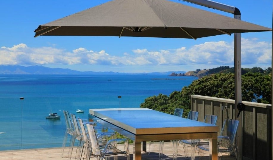 Shade7 Resort Cantilever Umbrella NZ