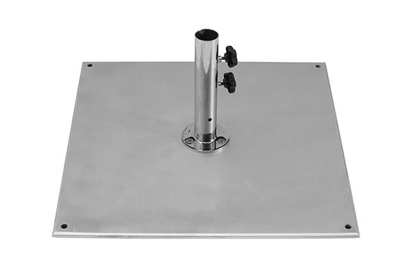 45kg Galvanised Steel Outdoor Umbrella Base