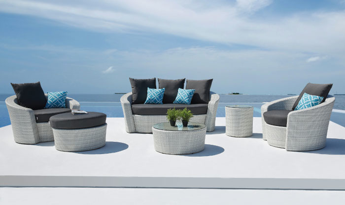 Barbados Outdoor Lounge Furniture