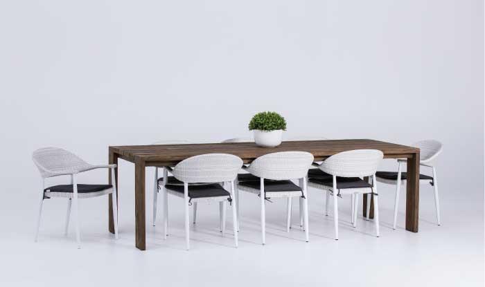 Teak Wooden Outdoor Table