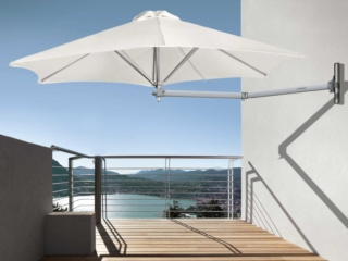 Wall Mounted Outdoor Umbrella