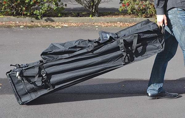 Gazebo Wheel Carry Bag