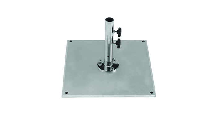 25kg Galvanised Steel Outdoor Umbrella Base