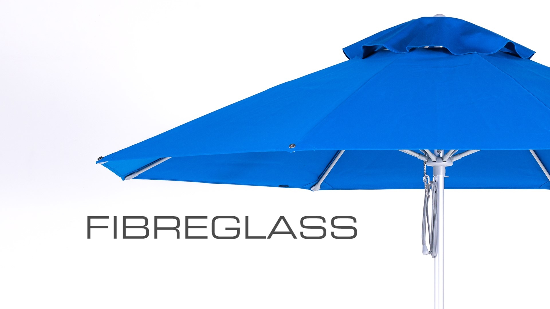 Fibreglass Outdoor Sun Umbrella