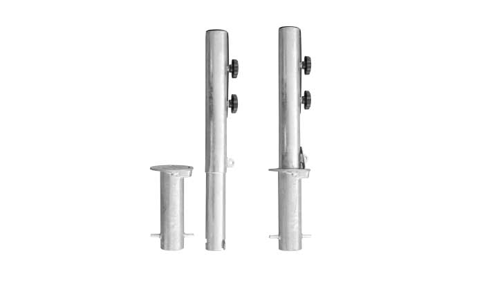 Outdoor Umbrella Removable In-ground fitting
